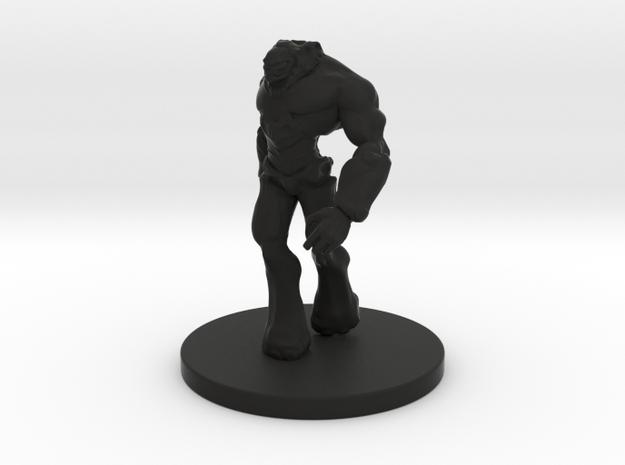 3 Inch Genetic Mutant 3d printed