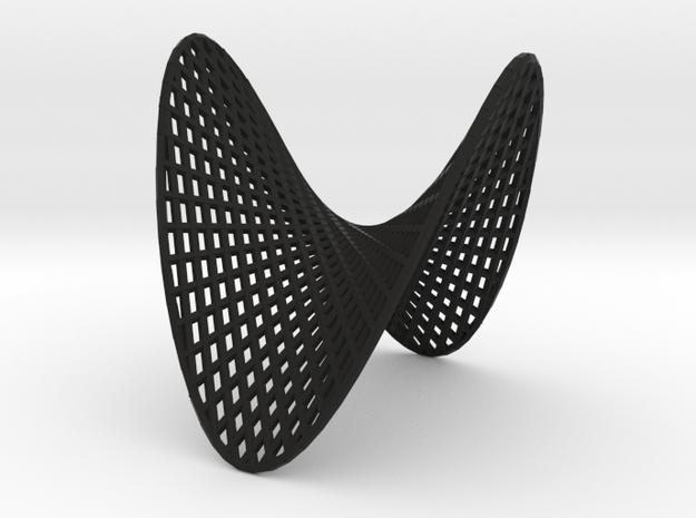Doubly Ruled Hyperbolic Paraboloid  3d printed