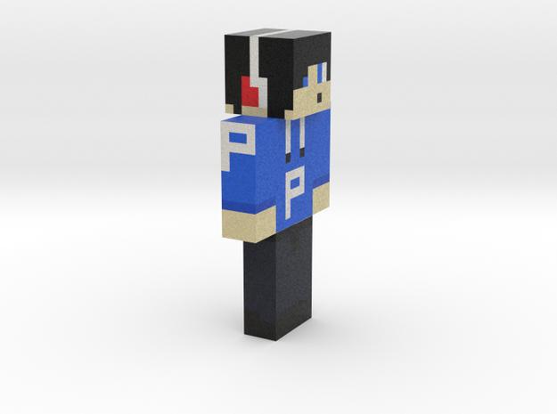 6cm | MineCraftPandaz 3d printed