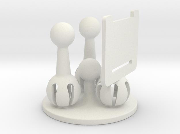 theMOUNT 3d printed