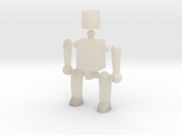 Minimates Child 3d printed