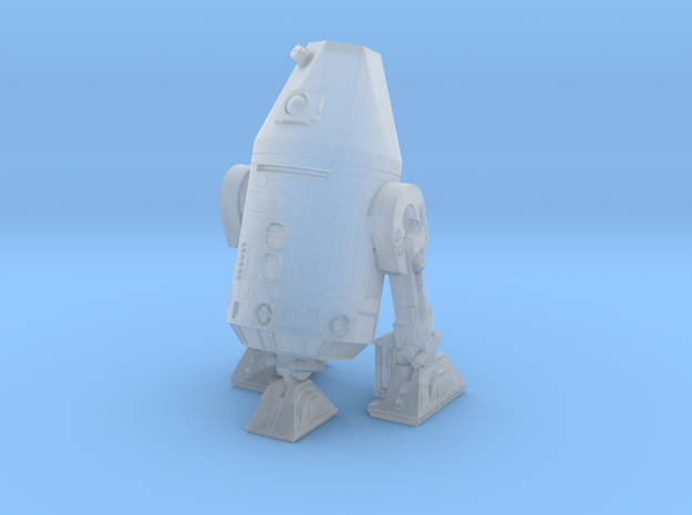 1/48 (O) Scale Robot-4 3-Legs in Smooth Fine Detail Plastic: 1:48 - O