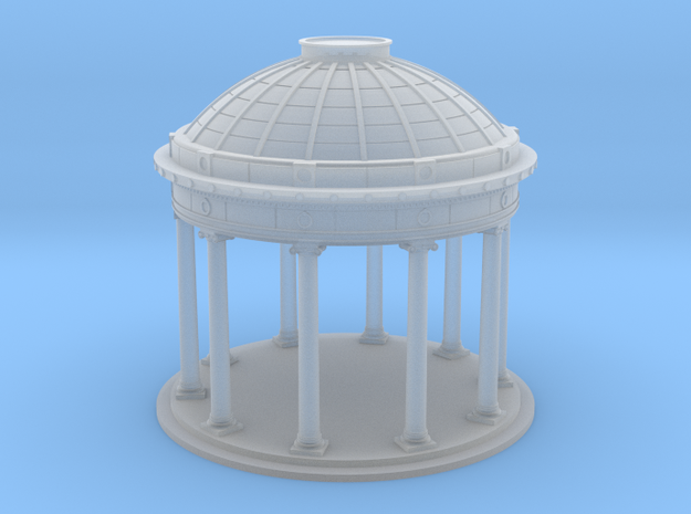 N Scale (1:160) Bandstand without railing/stairs