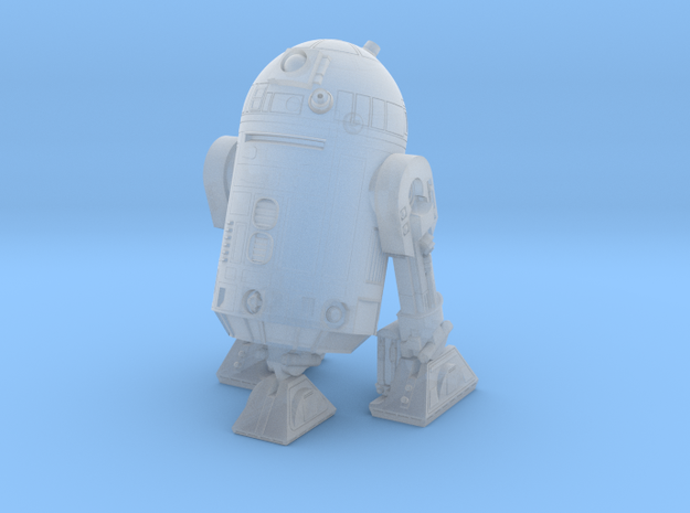 1/48 O Scale Robot-2 3-leg in Frosted Ultra Detail