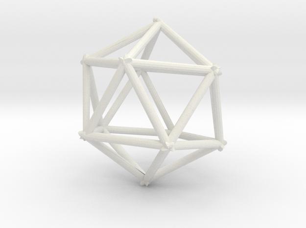 icosaedro 3d printed