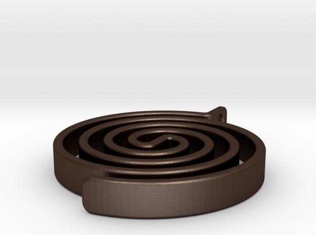 Archimedean Spiral Antenna  3d printed