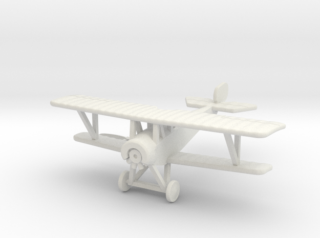 1/200th Nieuport 10 Single Seat Fighter 3d printed
