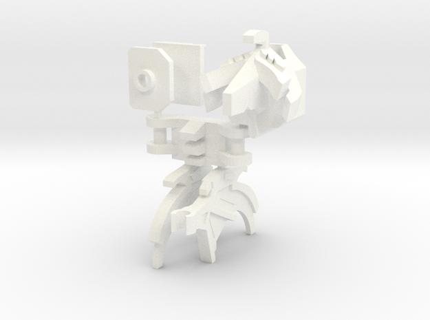 Predator Rex Robot Upgrade 3d printed