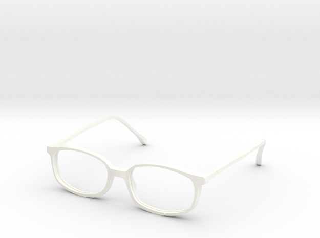 unisex glasses - type 1 3d printed