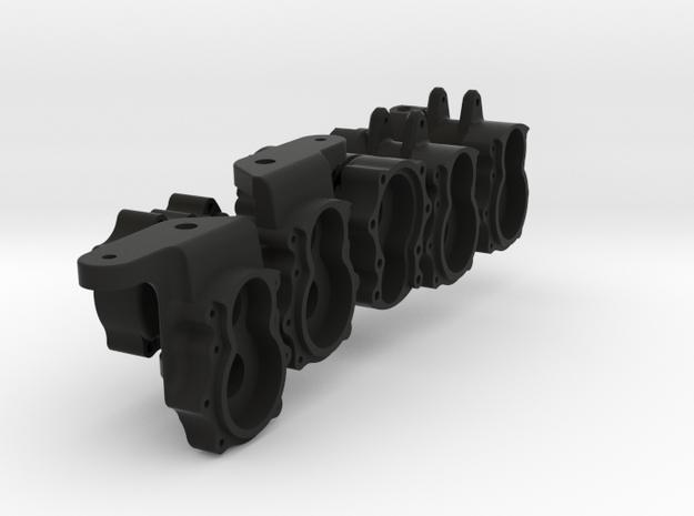 Portalachsen v2.03 Set für 4x4 3d printed