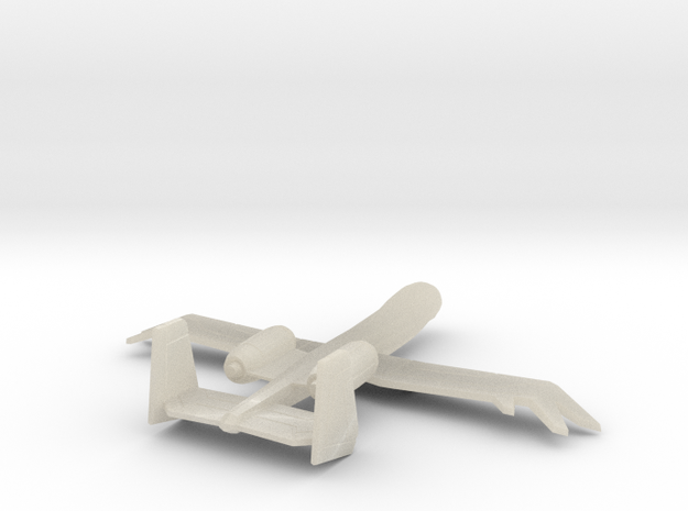 Ground Attack Drone 3d printed