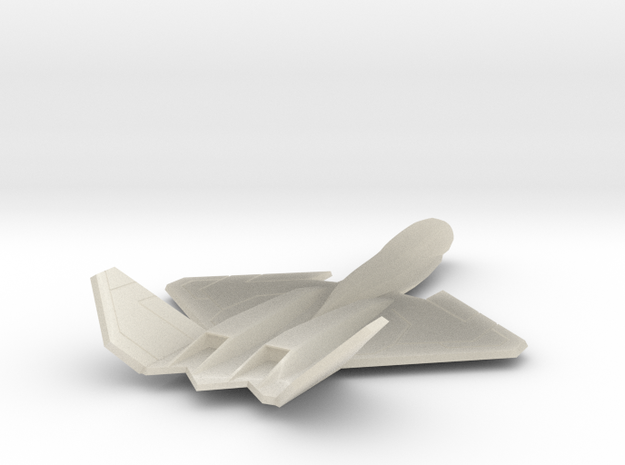 Air Superiority Drone 3d printed
