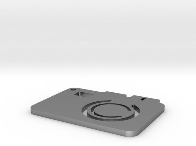 Camera pendant 3d printed