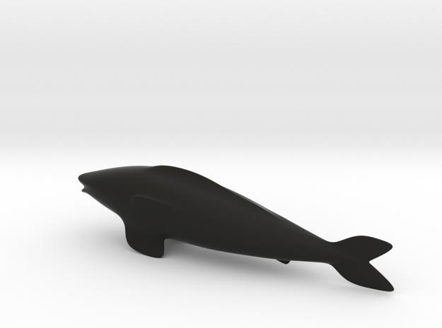 Fish prototype 3d printed
