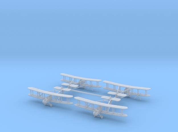 1/350th RAF F.E.2.B 3d printed