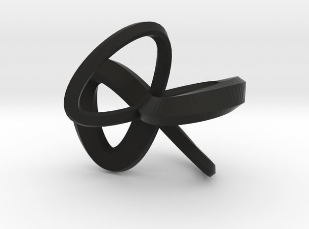 1 Inch Solid Mobius 3d printed