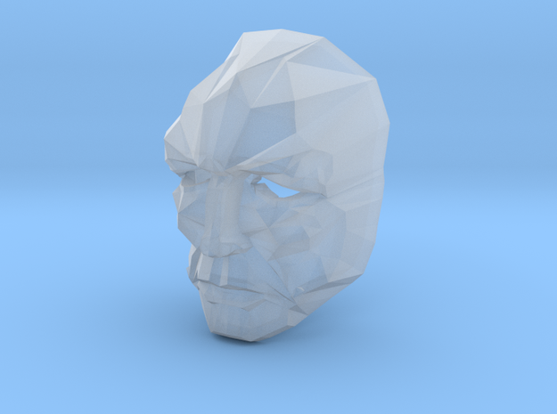 Jor-El 1/6 Scale Crystal Mask Superman in Smooth Fine Detail Plastic