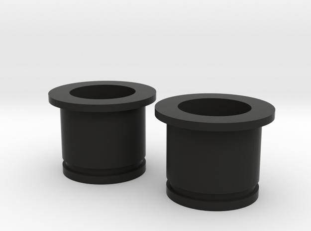 Circular Plug Hollow - 000 Gauge 3d printed