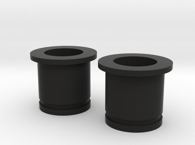Circular Plug Hollow - 00 Gauge 3d printed