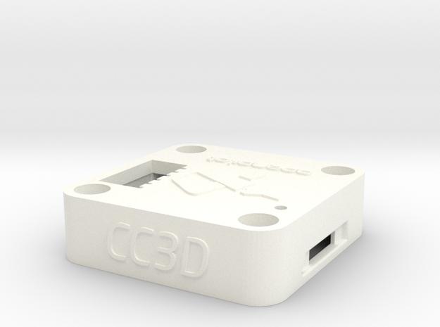 CC3DCase upper 3d printed