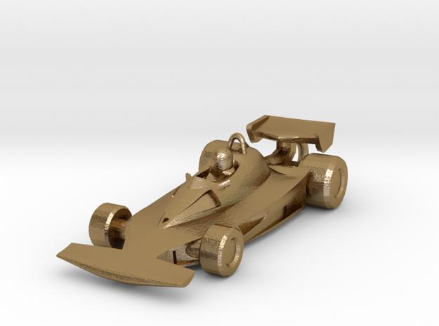 Ferrari 312T keyring/pendant 3d printed