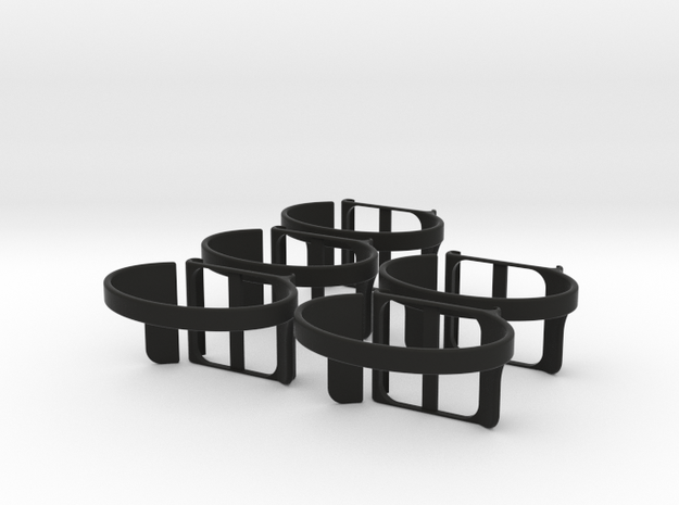 Nanolet medium  X5 3d printed