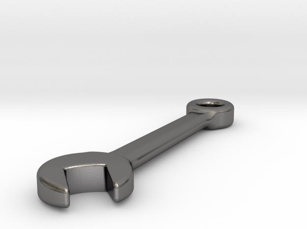 Mini Wrench Pendant 3d printed