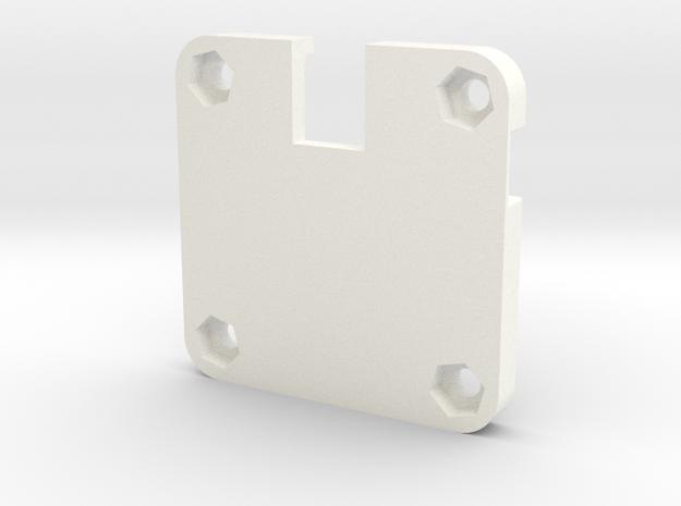 "CC3DCase  ""dev version"" lower part 3d printed"
