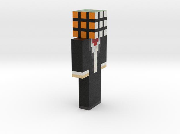 6cm | skitscape 3d printed
