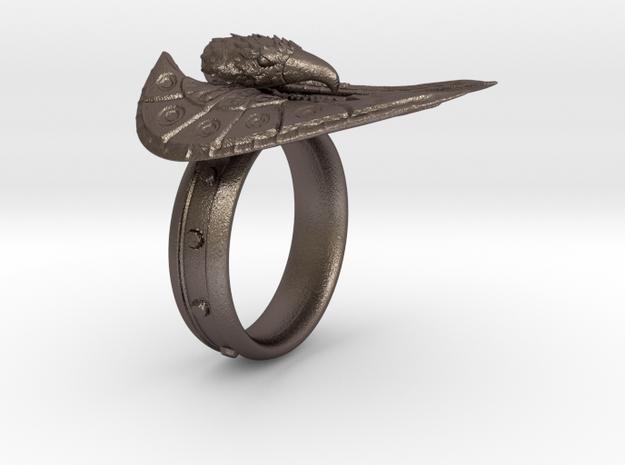Eagle Ring max 3d printed