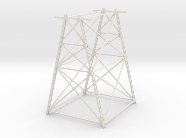 Trestle - 60foot - Zscale 3d printed