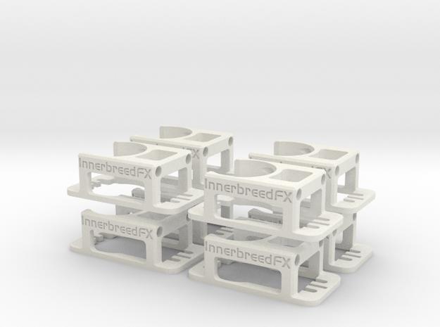Innerbreed PullPull 24mm Casing v1 (8 pack) in White Natural Versatile Plastic
