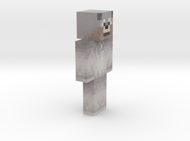 6cm | wolfwarriorX 3d printed