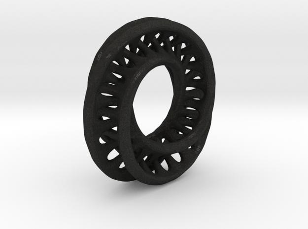 1 Inch Interconnected Moebius 3d printed