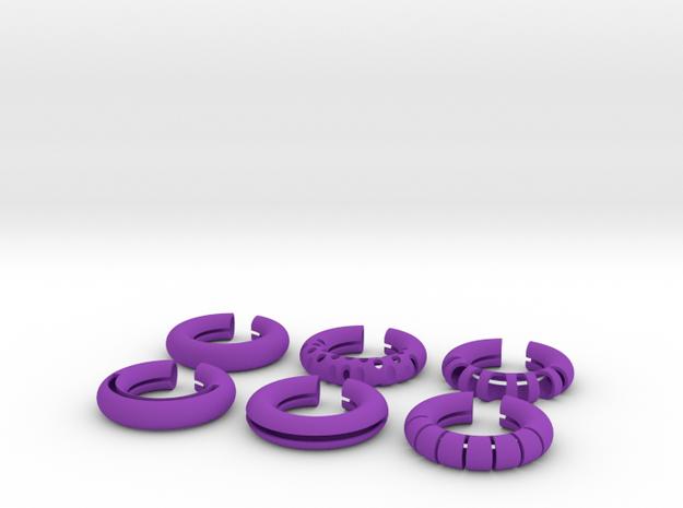Wine Rings 20|7 3d printed