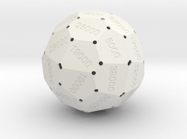 d40-000 in White Strong & Flexible