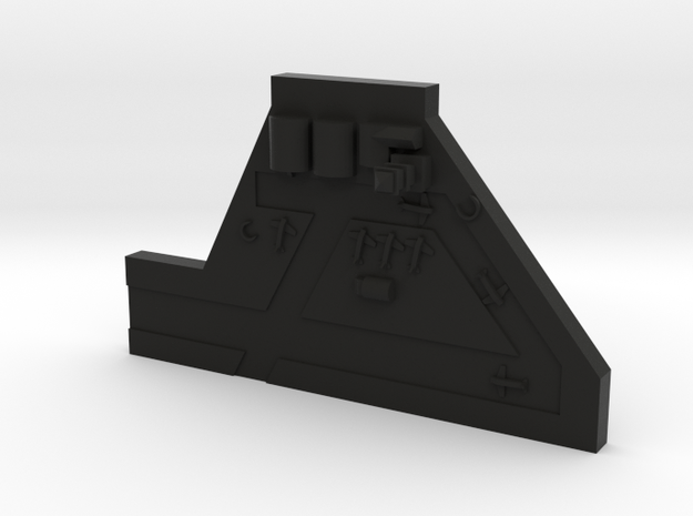 Forward Airbase 3d printed