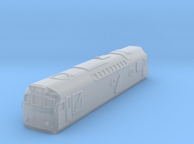 BR 25class T-gauge 3d printed