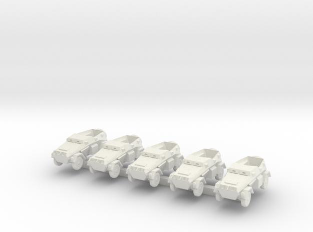 1/300 Sd.Kfz.247 B Armoured Staff Car