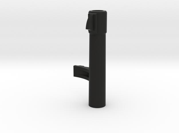 Megatron Gun Barrel 3d printed
