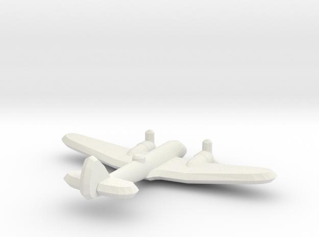 Bristol Blenheim Mk. I 1:900 in White Natural Versatile Plastic