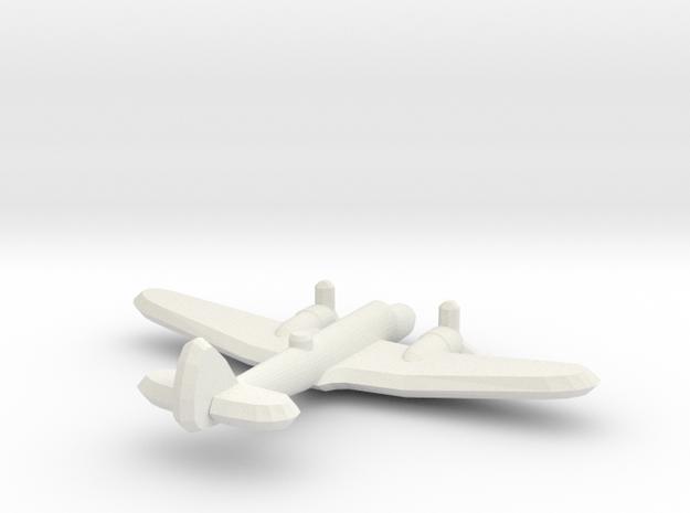 Bristol Blenheim Mk. IV 1:900 in White Natural Versatile Plastic