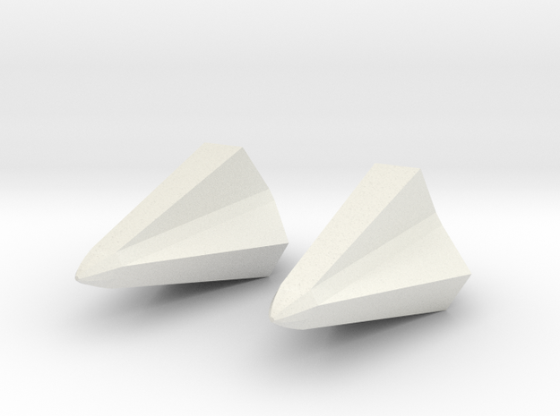 crystal ship 1000 final 01b pair 3d printed