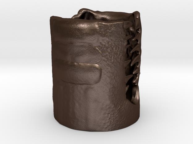 Gator Ring (US Size 7) 3d printed