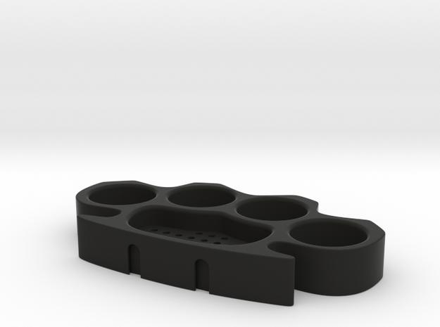 Brass Knuckles STL 3d printed
