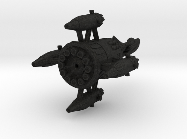 SSCF Pistolet Zvezdy MK2 3d printed