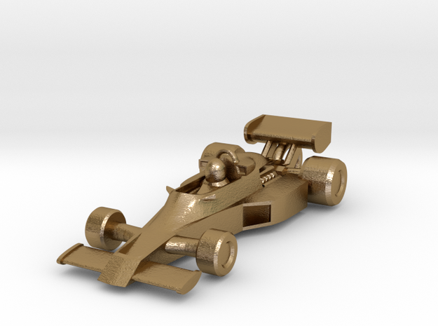 Lotus 77 keyring/pendant 3d printed
