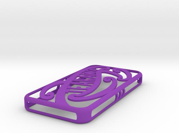 Te Arawa iPhone 4 cover 3d printed