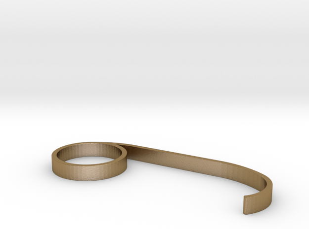 Chelsea Ring #3 Finger 3d printed
