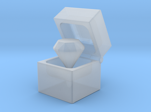 DRoD (V2 with Big Diamond) 3d printed